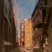Alley Series 2 Art Print