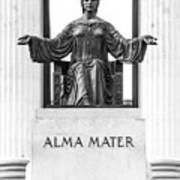 Alma Mater Art Print