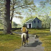 Almost Home 16x20 Art Print