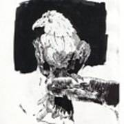 Alone In The Dark Art Print