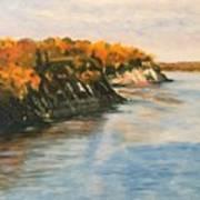 Along The Chesapeake Bay Art Print