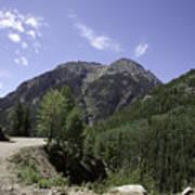 Alpine Loop Trail Art Print