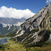 Alps Austria Art Print