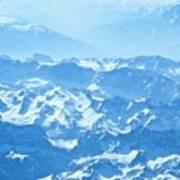 Alps Iv Art Print