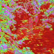 Alternating Currents 4 Art Print