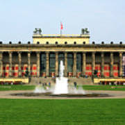 Altes Museum In Berlin Art Print