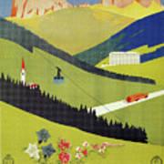Alto Adige South Tyrol Art Print
