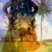 Aluna Ahiahi Hula Art Print