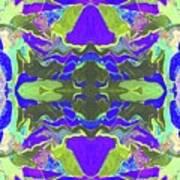 Alverno Lavender Art Print