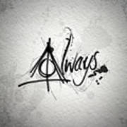Alway Art Print