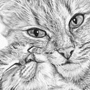 Always Together Art Print