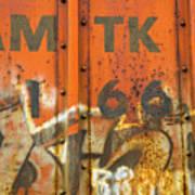 Am Tk Art Print