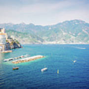 Amalfi Coast, Italy IIi Art Print