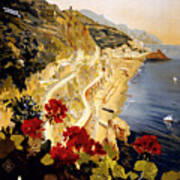 Amalfi Art Print