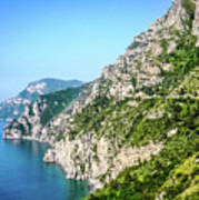 Amalfi Splendor Art Print