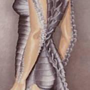 Amazon Scorpio Art Print