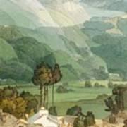 Ambleside Print by Francis Towne