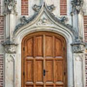 Amboise Door Art Print