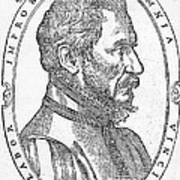 Ambroise Pare, French Surgeon, 1561 Art Print
