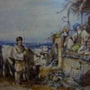 Amedeo Preziosi Shephard Art Print