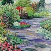 Amelia Park Blossoms Art Print