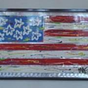 America Edition 1 Art Print