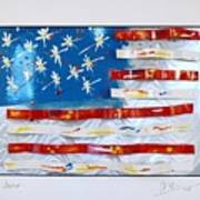 America Edition 4 Art Print