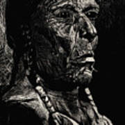 American Chief Art Print