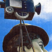 American Cinema Art Print