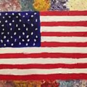 American Elegy Art Print