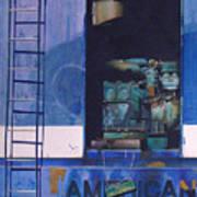American Express Art Print