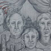 American Family? Art Print