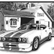 American Heartland Art Print
