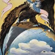 American Imperialism, 1904 Art Print