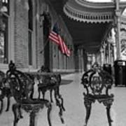 American Past Art Print