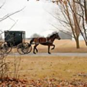 Amish Dream 1 Art Print