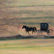 Amish Dream Art Print