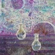 Amphora-through The Looking Glass Art Print