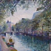 Amsterdam Holland 1997.  Art Print