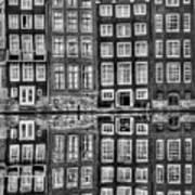 Amsterdam Reflections Art Print