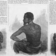 An African American Runaway Slave Named Art Print by Everett