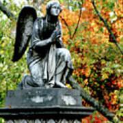 An Angels' Prayer Art Print
