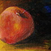 An Apple - A Solitude Art Print