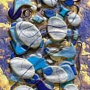 An Arrangement Of Stones Art Print