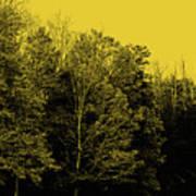 An Autumnal Visit Art Print