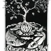 Anacostia River Art Print