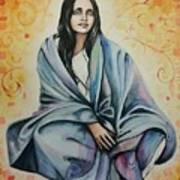 Ananda Mayi Ma Art Print