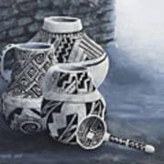 Anasazi Charm Art Print