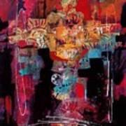 Anasazi Serenade 003 Art Print