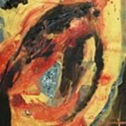 Ancestral Eye Art Print